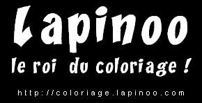 Les coloriages de Lapinoo !